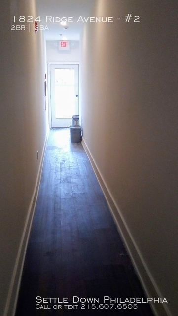 2 Bedrooms, Fairmount - Art Museum Rental in Philadelphia, PA for $2,000 - Photo 2