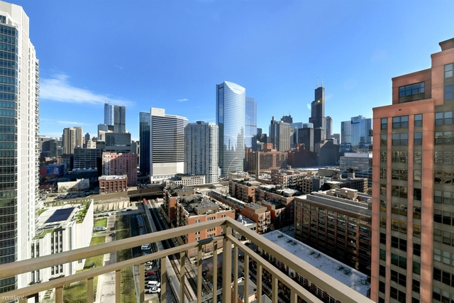 1 Bedroom, Fulton River District Rental in Chicago, IL for $2,149 - Photo 2