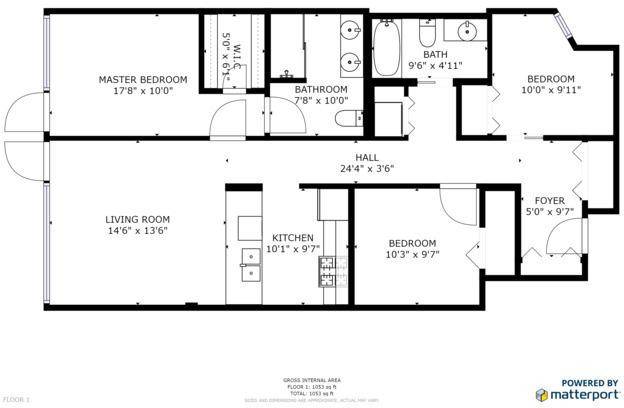 3 Bedrooms, West De Paul Rental in Chicago, IL for $3,100 - Photo 2
