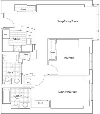2 Bedrooms, Back Bay Rental in Boston, MA for $4,006 - Photo 1