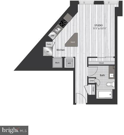 1 Bedroom, Tysons Corner Center Rental in Washington, DC for $4,470 - Photo 2