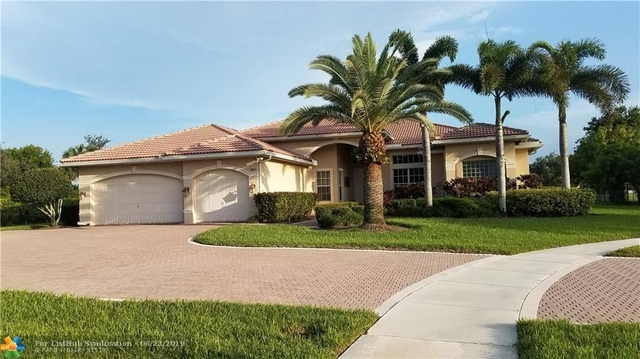 4 Bedrooms, Riverstone Rental in Miami, FL for $4,850 - Photo 1