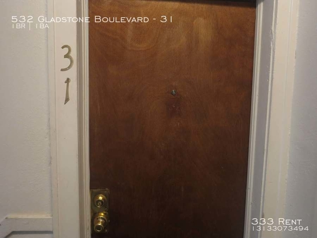 1 Bedroom, Scarritt Point Rental in Kansas City, MO-KS for $545 - Photo 2