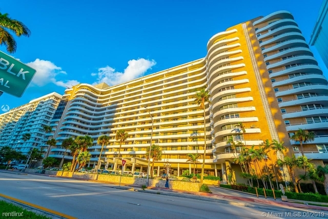1 Bedroom, Oceanfront Rental in Miami, FL for $2,350 - Photo 1