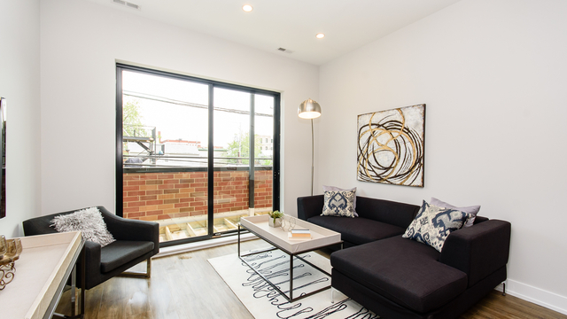 2 Bedrooms, Noble Square Rental in Chicago, IL for $3,050 - Photo 2