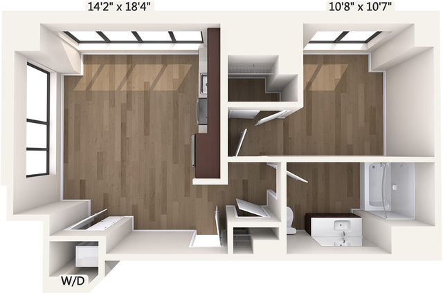 1 Bedroom, Downtown Boston Rental in Boston, MA for $4,005 - Photo 1