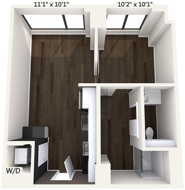 1 Bedroom, Downtown Boston Rental in Boston, MA for $3,564 - Photo 1