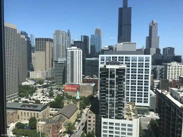 2 Bedrooms, Greektown Rental in Chicago, IL for $3,797 - Photo 1
