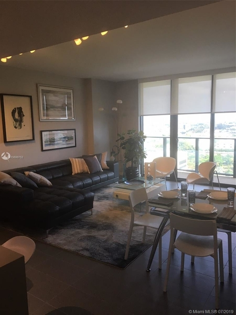1 Bedroom, Media and Entertainment District Rental in Miami, FL for $2,250 - Photo 2