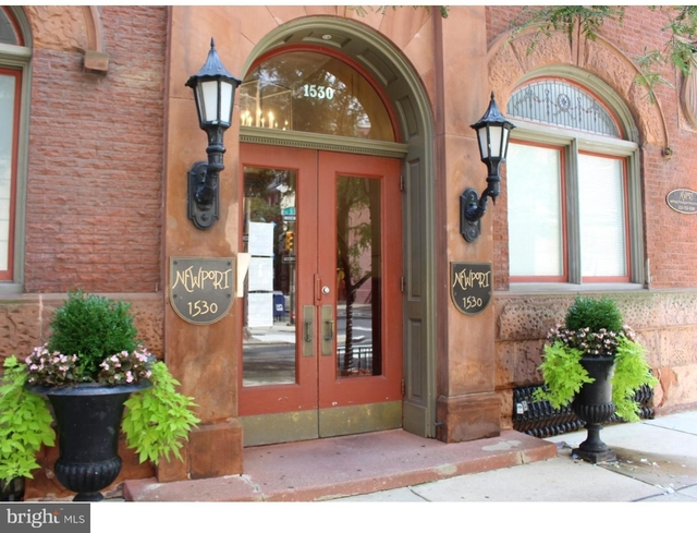 1 Bedroom, Rittenhouse Square Rental in Philadelphia, PA for $1,875 - Photo 2