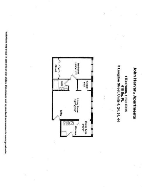 1 Bedroom, Harvard Rental in  for $2,895 - Photo 2