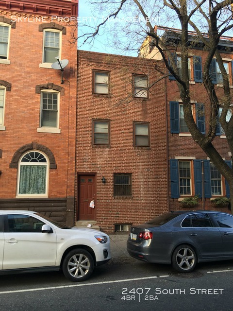 4 Bedrooms, Fitler Square Rental in Philadelphia, PA for $2,995 - Photo 1