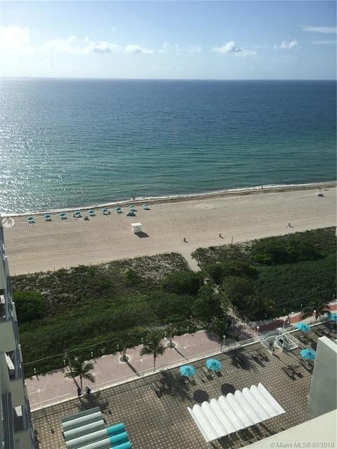 1 Bedroom, Oceanfront Rental in Miami, FL for $1,750 - Photo 1
