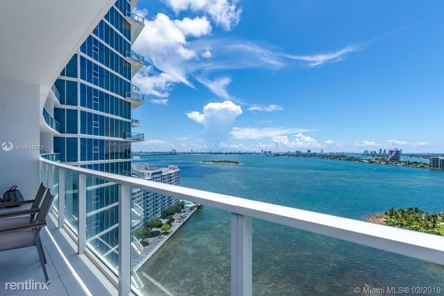 2 Bedrooms, Bayonne Bayside Rental in Miami, FL for $3,550 - Photo 1