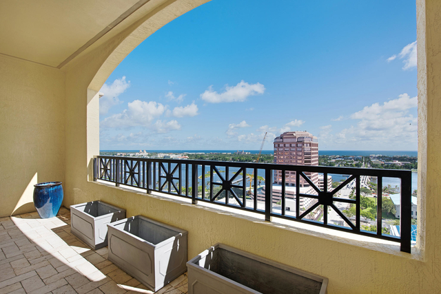 2 Bedrooms, Downtown West Palm Beach Rental in Miami, FL for $4,250 - Photo 2
