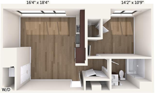 1 Bedroom, Downtown Boston Rental in Boston, MA for $3,728 - Photo 1