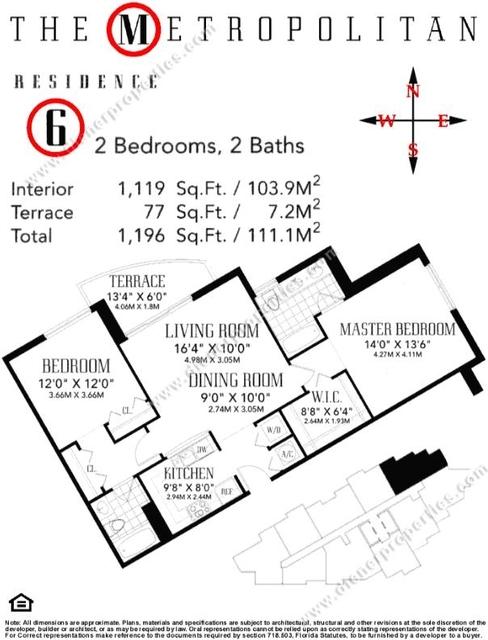 2 Bedrooms, Millionaire's Row Rental in Miami, FL for $3,100 - Photo 2