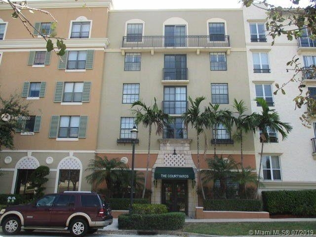 1 Bedroom, Courtyards in Cityplace Condominiums Rental in Miami, FL for $1,500 - Photo 1