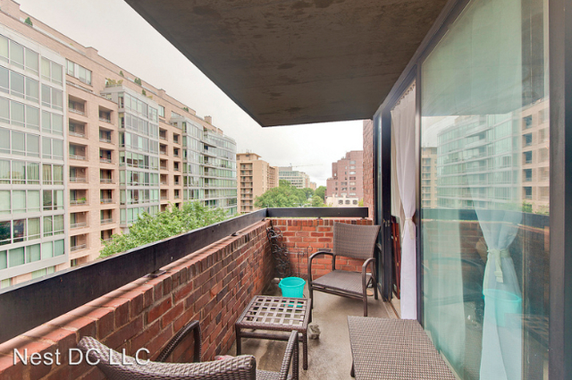 2 Bedrooms, West End Rental in Washington, DC for $3,395 - Photo 2