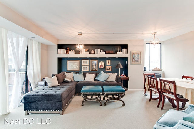 2 Bedrooms, West End Rental in Washington, DC for $3,525 - Photo 1