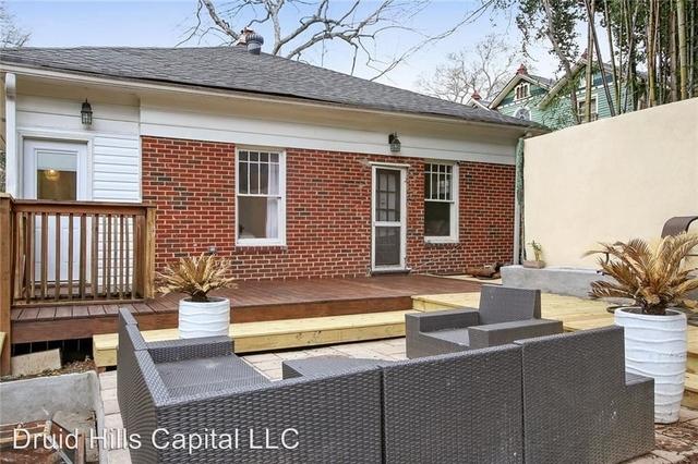3 Bedrooms, Inman Park Rental in Atlanta, GA for $3,540 - Photo 2