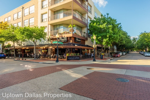 2 Bedrooms, Uptown Rental in Dallas for $2,185 - Photo 1
