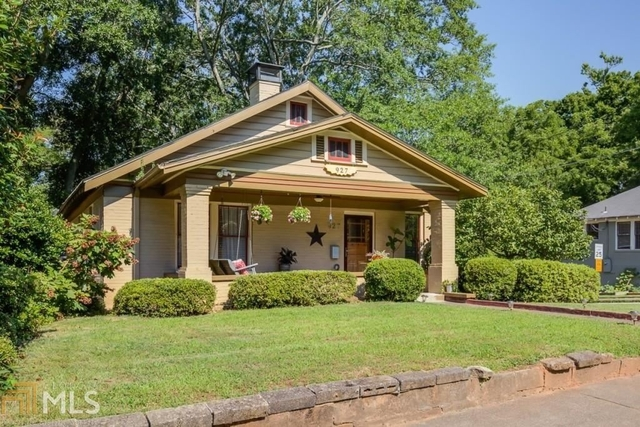 3 Bedrooms, Grant Park Rental in Atlanta, GA for $1,295 - Photo 1