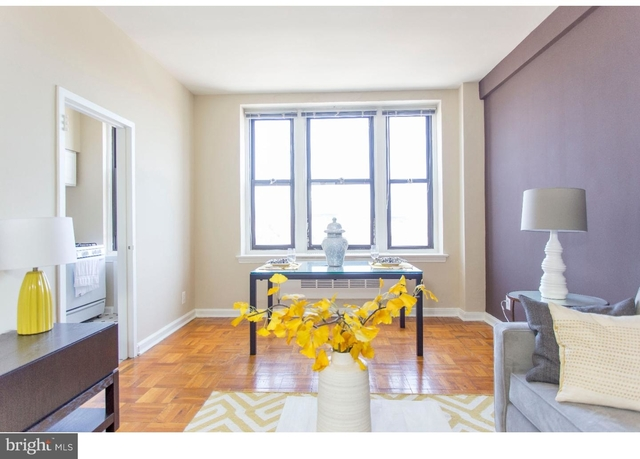 1 Bedroom, Fairmount - Art Museum Rental in Philadelphia, PA for $1,395 - Photo 1