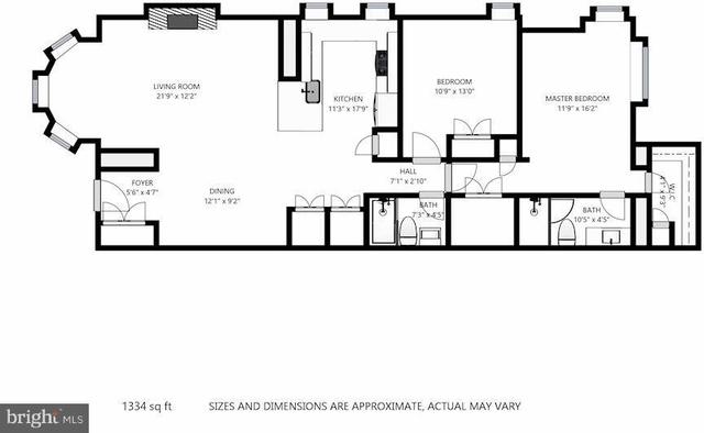 2 Bedrooms, Logan Circle - Shaw Rental in Washington, DC for $3,850 - Photo 2
