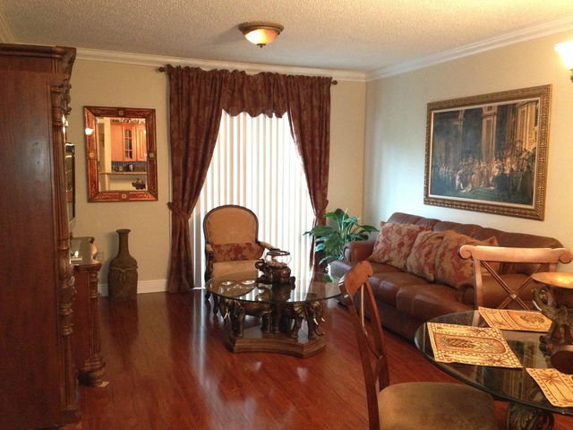 1 Bedroom, Courtyards in Cityplace Condominiums Rental in Miami, FL for $1,695 - Photo 2