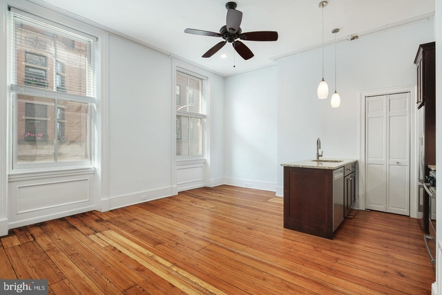 1 Bedroom, Rittenhouse Square Rental in Philadelphia, PA for $1,750 - Photo 2