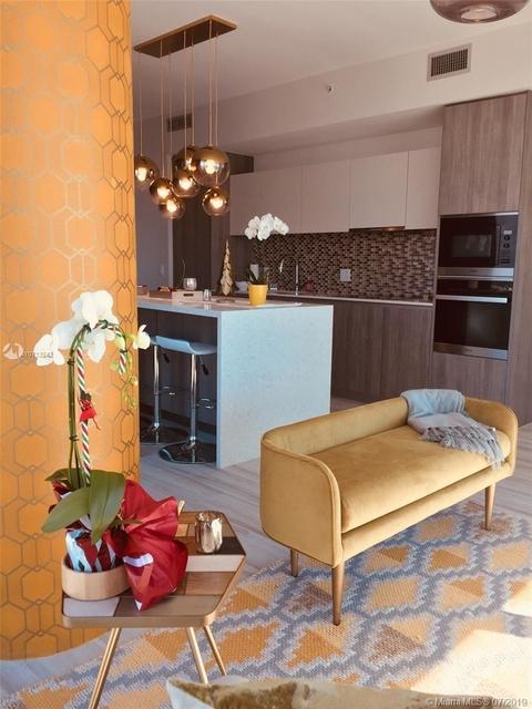 1 Bedroom, Broadmoor Plaza Rental in Miami, FL for $3,000 - Photo 2