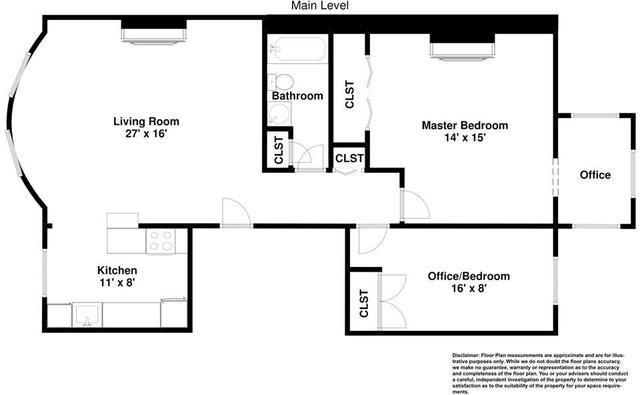 2 Bedrooms, Harrison Lenox Rental in Boston, MA for $4,500 - Photo 2