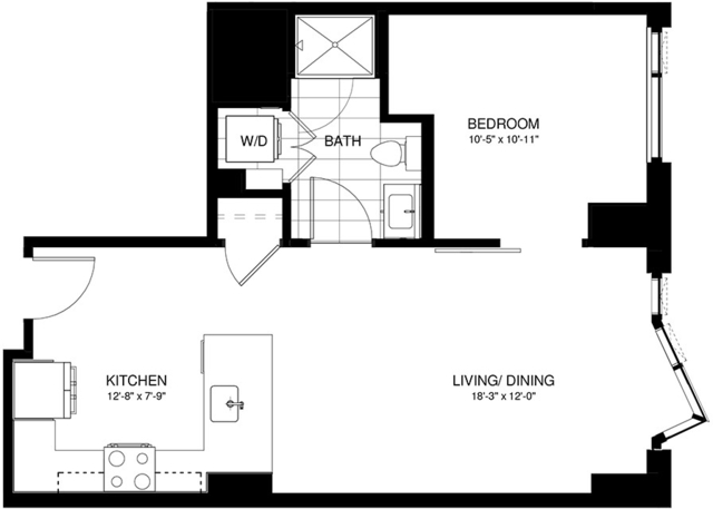 1 Bedroom, Shawmut Rental in Boston, MA for $3,790 - Photo 2