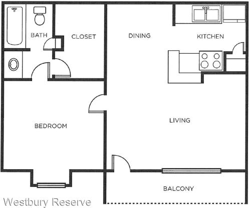 2 Bedrooms, Greater Fondren Southwest Rental in Houston for $880 - Photo 2