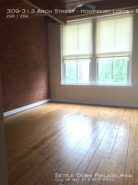 2 Bedrooms, Center City East Rental in Philadelphia, PA for $1,900 - Photo 1