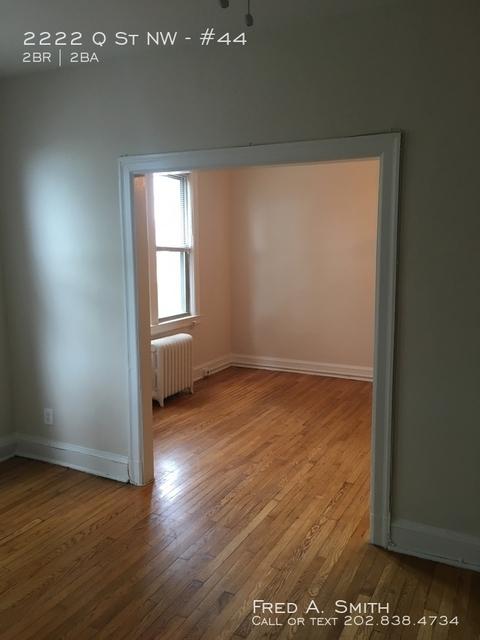 2 Bedrooms, Dupont Circle Rental in Washington, DC for $2,495 - Photo 2