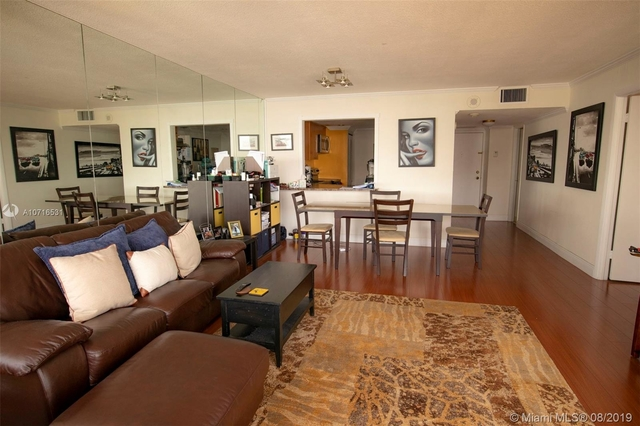 1 Bedroom, Millionaire's Row Rental in Miami, FL for $2,000 - Photo 2