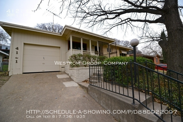 3 Bedrooms, Sunset Heights South Rental in Dallas for $1,350 - Photo 1