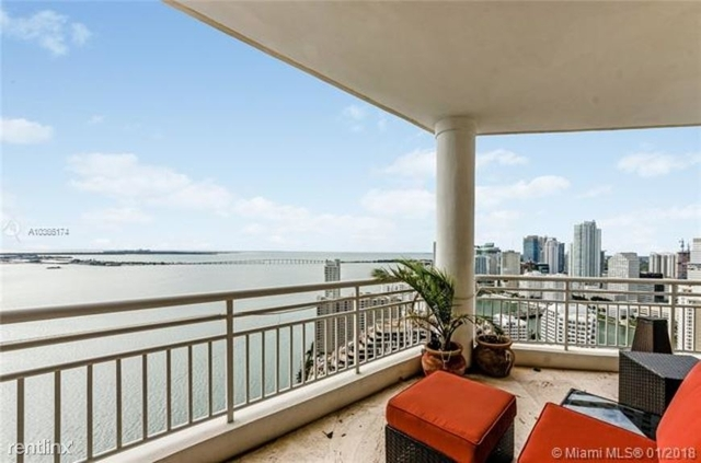 2 Bedrooms, Brickell Key Rental in Miami, FL for $3,800 - Photo 1