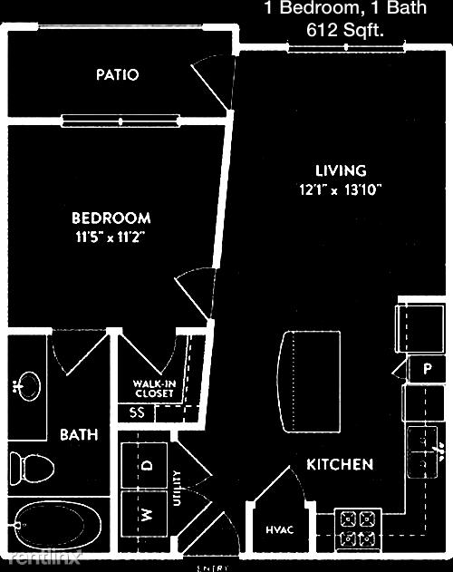 1 Bedroom, White Rock Valley Rental in Dallas for $1,005 - Photo 2