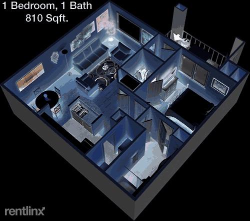 1 Bedroom, Waxahachie Rental in Dallas for $1,019 - Photo 2