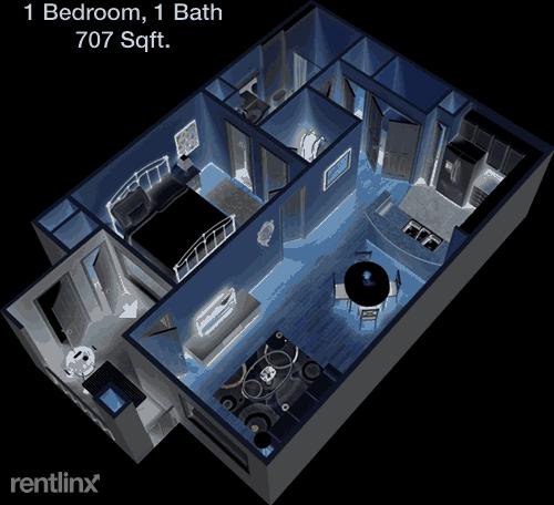 1 Bedroom, Waxahachie Rental in Dallas for $1,019 - Photo 1