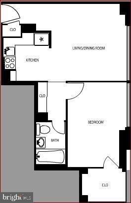 1 Bedroom, Center City West Rental in Philadelphia, PA for $1,495 - Photo 2