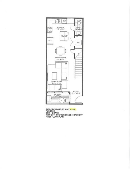 2 Bedrooms, Midtown Rental in Houston for $1,900 - Photo 2
