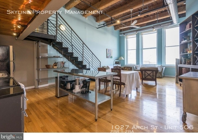 2 Bedrooms, Chinatown Rental in Philadelphia, PA for $2,195 - Photo 1
