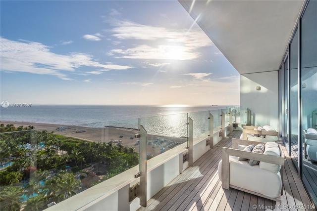 1 Bedroom, Oceanfront Rental in Miami, FL for $14,000 - Photo 1