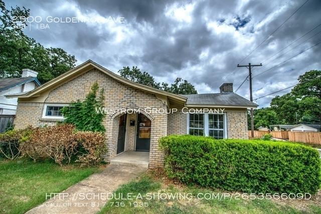 3 Bedrooms, Oakhurst Rental in Dallas for $1,550 - Photo 1
