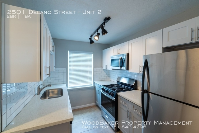 2 Bedrooms, Greater Third Ward Rental in Houston for $899 - Photo 2