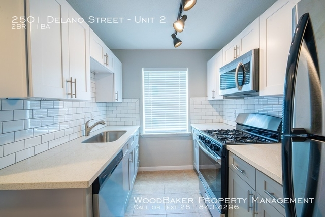 2 Bedrooms, Greater Third Ward Rental in Houston for $899 - Photo 1